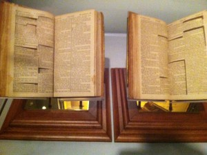 Jefferson donor Bibles
